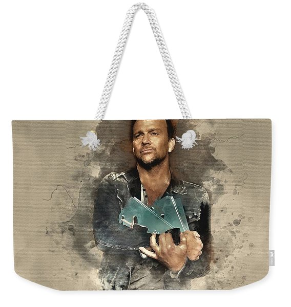 Flanery And Jane Weekender Tote Bag