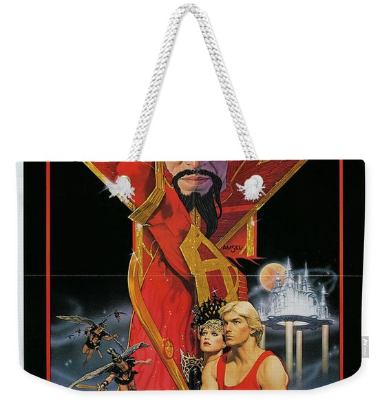 Flash Gordon Weekender Tote Bag