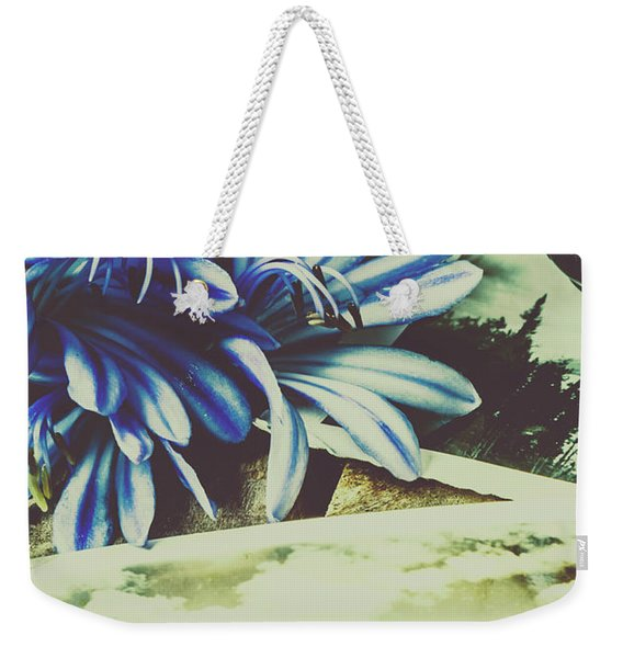 Fleeting Feelings In Past Nostalgia Weekender Tote Bag