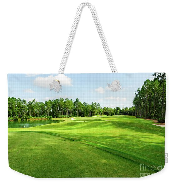 Fleming Island Golf Club Weekender Tote Bag