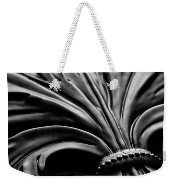 Fleur De Lis II Weekender Tote Bag