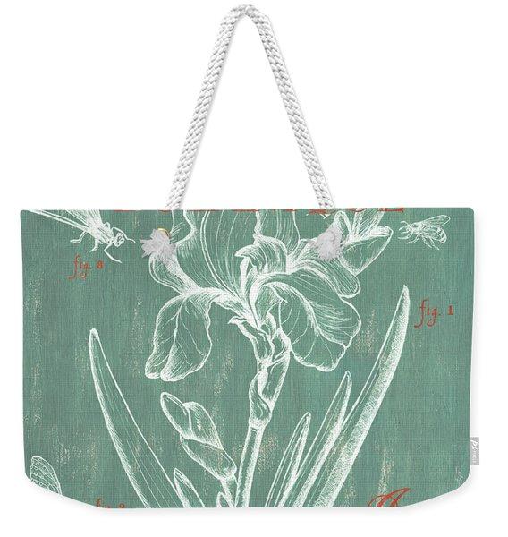 Fleurs De Botanique Weekender Tote Bag