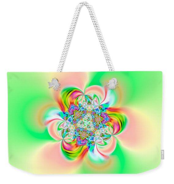 Flexibility 39e2 Weekender Tote Bag