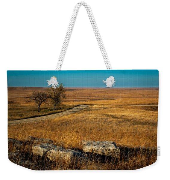 Flint Hills Two Trees Weekender Tote Bag