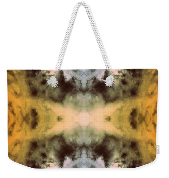 Cloud No. 1 Weekender Tote Bag