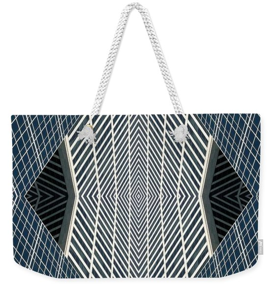 Grace No. 2 Weekender Tote Bag