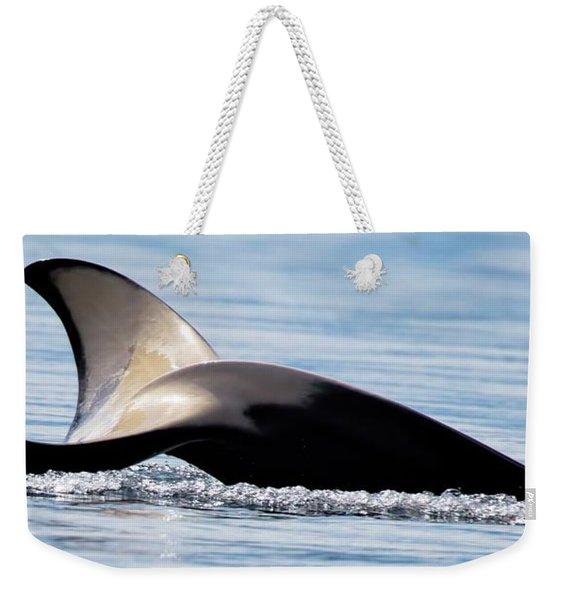 Flipside Weekender Tote Bag