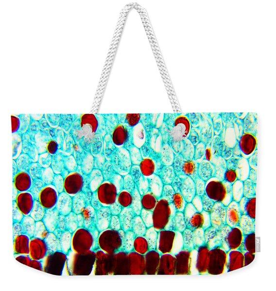 Floating Away Weekender Tote Bag