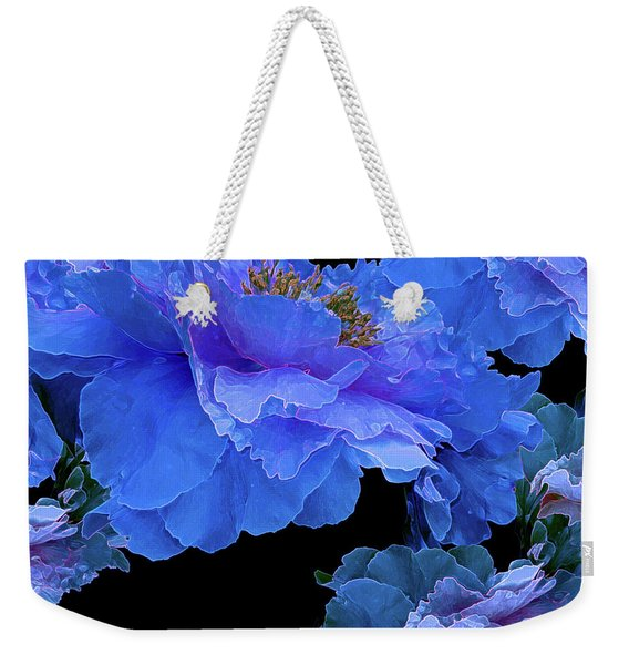 Floating Bouquet 10 Weekender Tote Bag