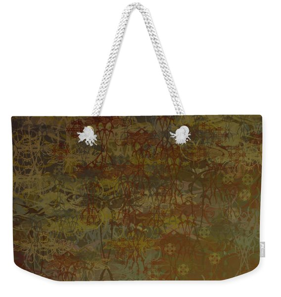 Floating Zen Weekender Tote Bag
