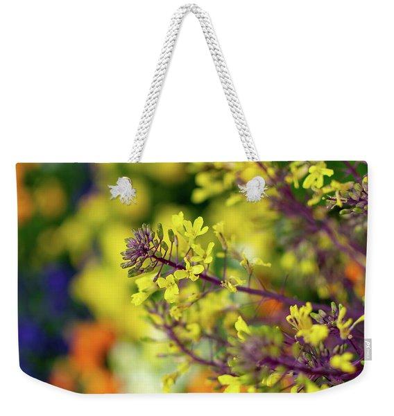 Flora Flora Flora Weekender Tote Bag