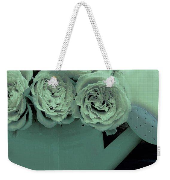 Floral Art 39 Weekender Tote Bag