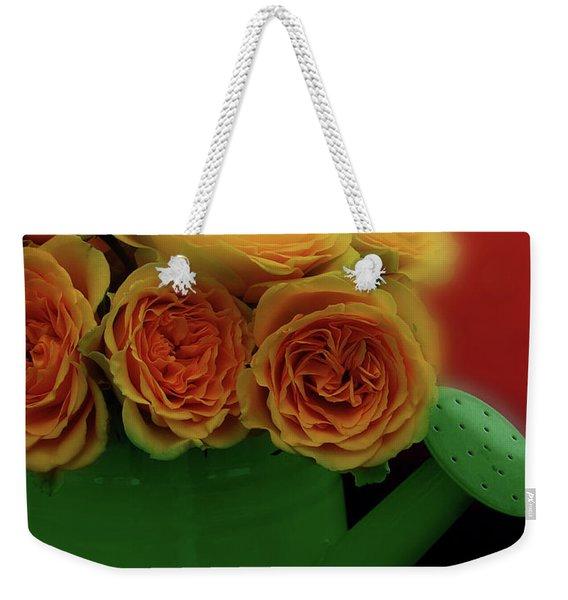 Floral Art 5 Weekender Tote Bag