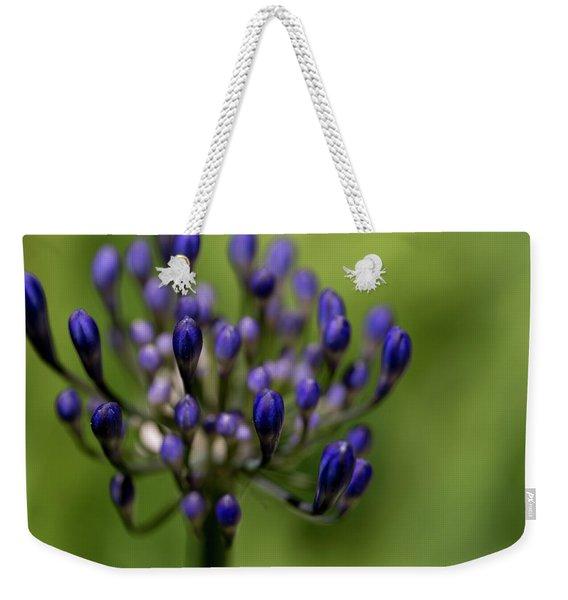 Floral Bits Weekender Tote Bag