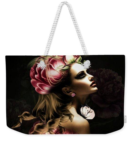 Floral Romance 03 Weekender Tote Bag