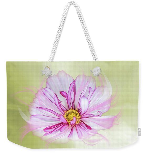 Floral Wonder Weekender Tote Bag