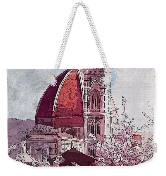 Florence - 16 Weekender Tote Bag