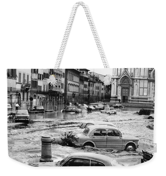 Florence: Flood, 1966 Weekender Tote Bag