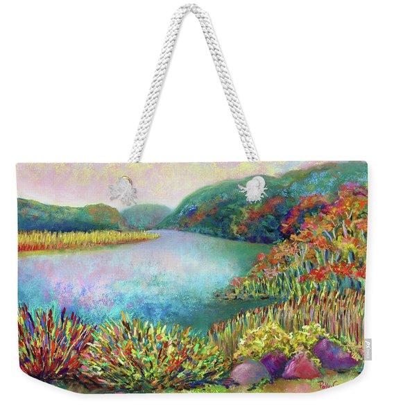 Florence Griswold View Weekender Tote Bag