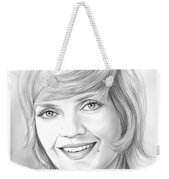 Florence Henderson Weekender Tote Bag