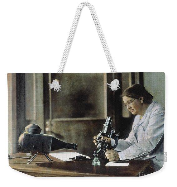 Florence Rena Sabin Weekender Tote Bag