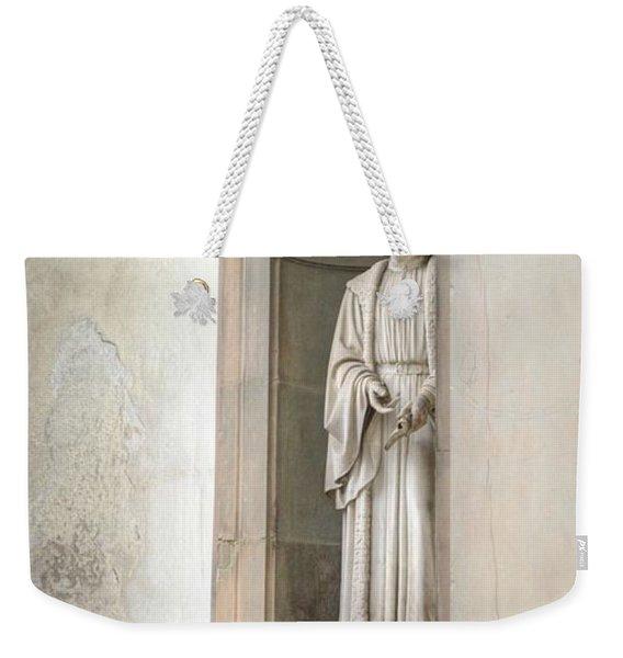 Florence Statue Weekender Tote Bag