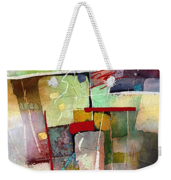Florid Dream Weekender Tote Bag