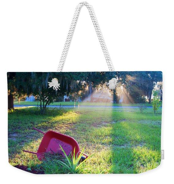 Florida Home Weekender Tote Bag