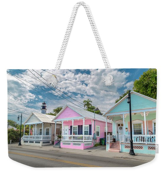 Florida Keys Flavor Weekender Tote Bag