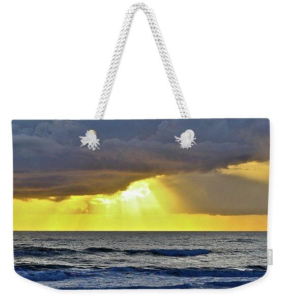 Florida Morning Weekender Tote Bag