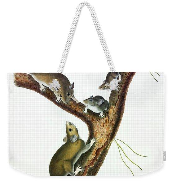 Florida Rat Weekender Tote Bag
