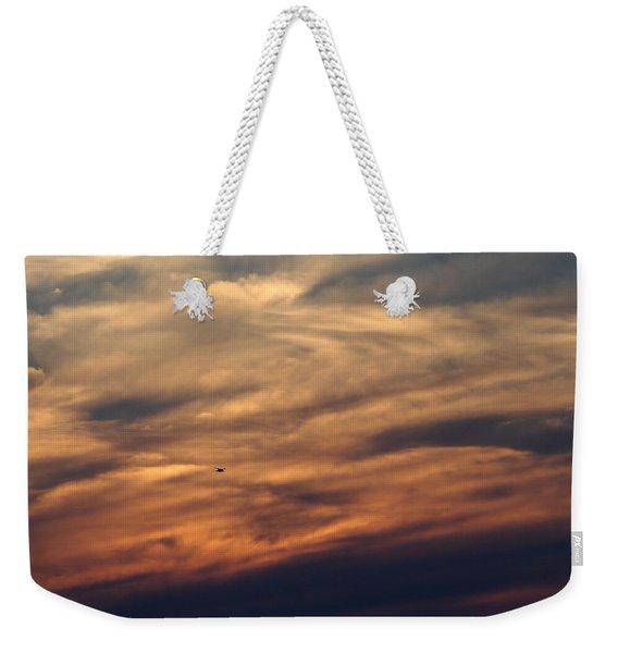 Florida Sunset 0052 Weekender Tote Bag