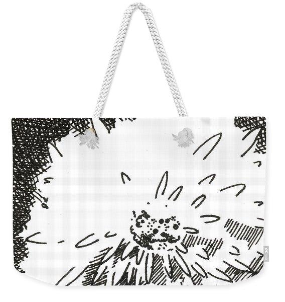 Flower 1 2015 Aceo Weekender Tote Bag