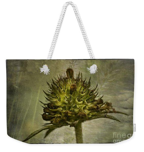 Flower Beauty After Blossom Weekender Tote Bag