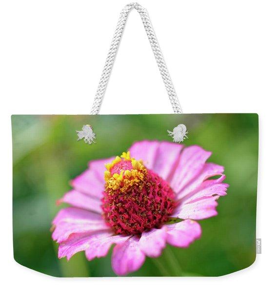 Flower Close-up Weekender Tote Bag