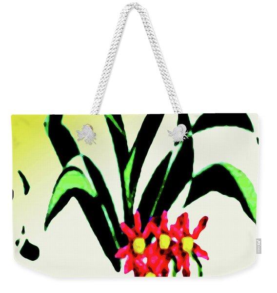 Flower Design #2 Weekender Tote Bag