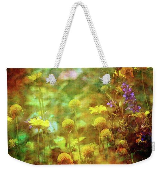 Flower Garden 1310 Idp_2 Weekender Tote Bag