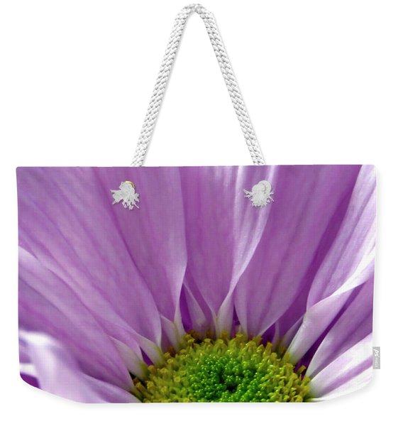 Flower Macro Beauty Weekender Tote Bag