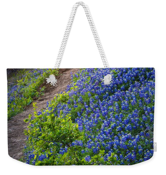 Flower Mound Weekender Tote Bag