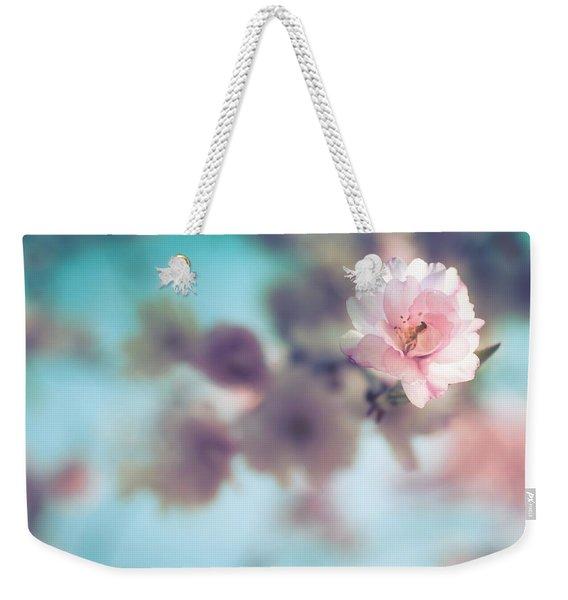 Flowering Tree Weekender Tote Bag