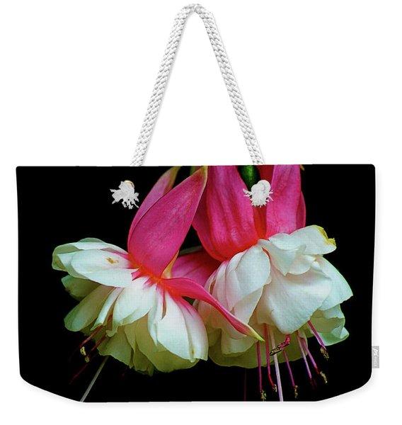 Flowers 82 Weekender Tote Bag