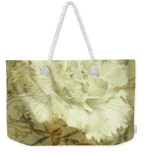 Flowers By The Window Weekender Tote Bag