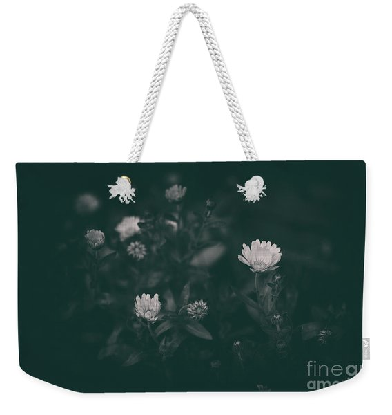 Weekender Tote Bag featuring the photograph Flowers by Clayton Bastiani