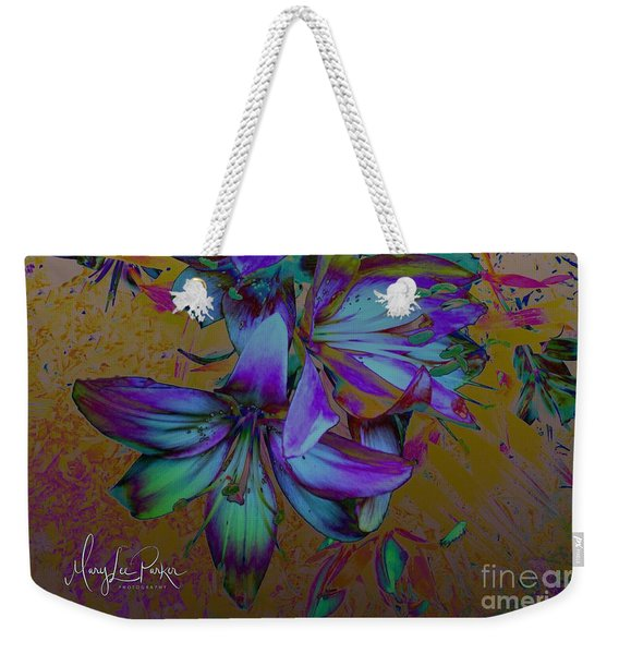 Flowers For The Heart Weekender Tote Bag