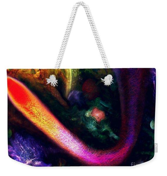 Flowers Of Heaven Weekender Tote Bag