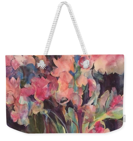 Flowers Of Summer Weekender Tote Bag