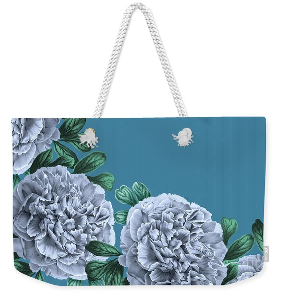 Flowers On A Summer Day Weekender Tote Bag