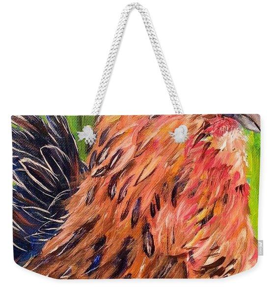 Flowie Weekender Tote Bag
