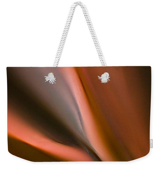 Fluid Blades Weekender Tote Bag