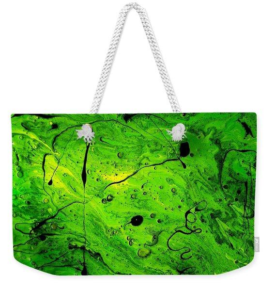 Fluid Weekender Tote Bag